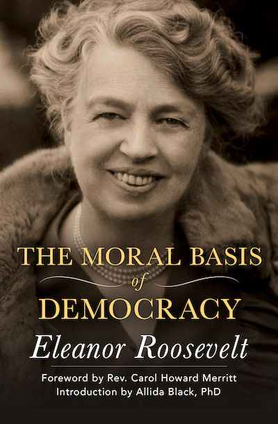 A wartime manifesto on the moral obligations of democratic citizens. With the threat of the Third Reich looming, Eleanor Roosevelt employs the history of human rights to establish the idea that at the core of democracy is a spiritual responsibility to other citizens. Roosevelt calls on all Americans to prioritize the well-being of others and have faith that their fellow citizens will protect them in return. She defines this trust between people as a trait of true democracy.