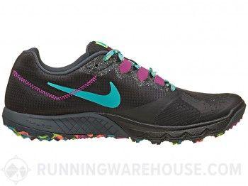 Nike Zoom Wildhorse 2 Women\u0027s Shoes Blk/Chrcl/Fuchs/Ret