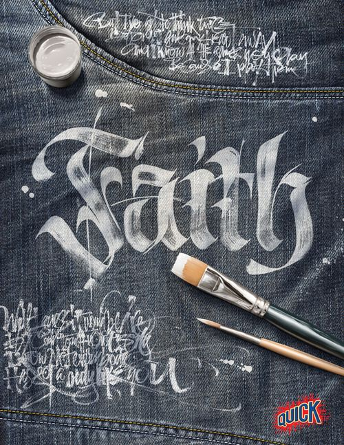 Images about ruling pen brush lettering on