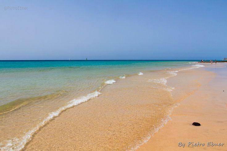 Beach Fuerteventura - Photo by Pietro Ebner - http://pietrofoto.it