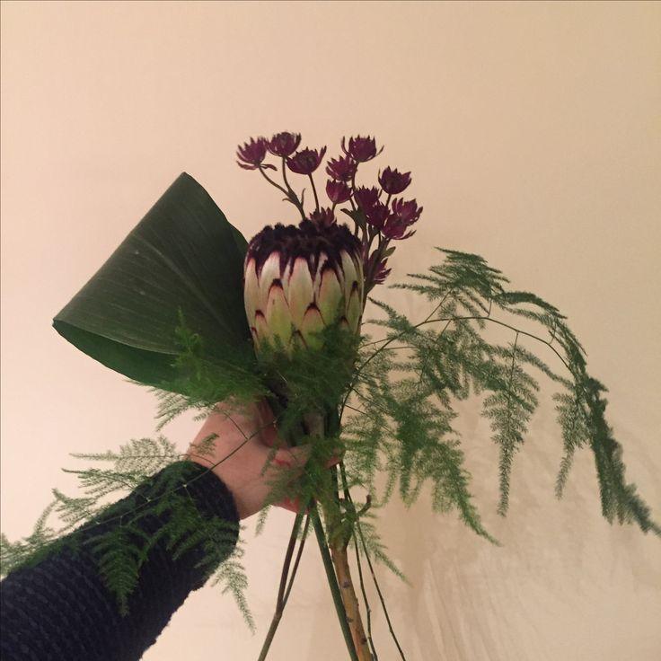 Protea boquet