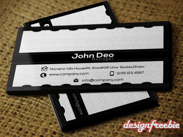 Best Free Business Cards Templates Download Images On Pinterest - Computer business cards templates free