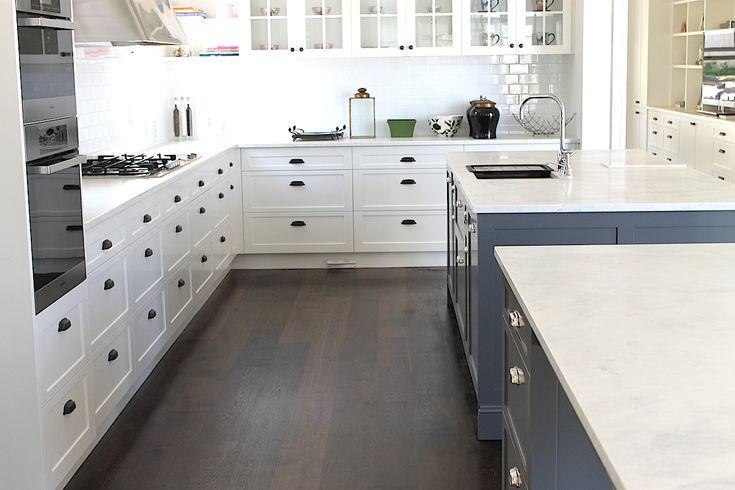 Zealsea timber flooring Australian supplier Chocolat European Oak timber flooring, Brisbane, kitchen