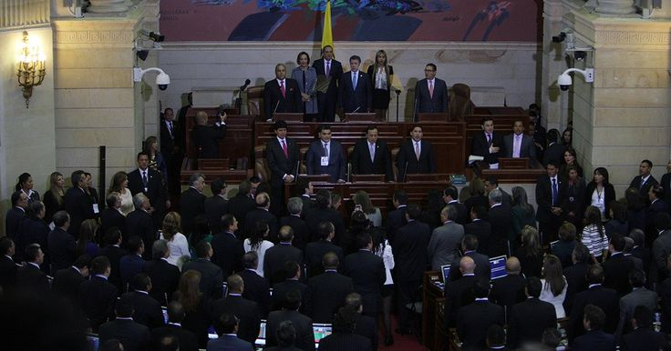 Congreso, atado a lo que suceda en La Habana