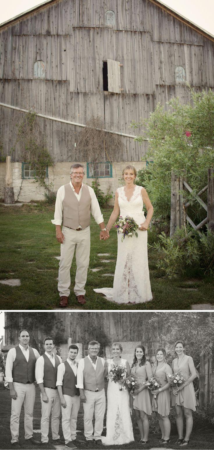 farm wedding ontario  #barnweddingdetails  http://www.tiedphotography.com