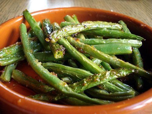 ... for green beans | Tapas | Pinterest | Spanish, Beans and Tapas recipes