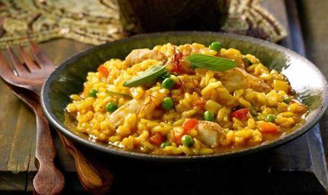 Risotto à l'indienne avec thermomix. Je vous propose une délicieuse recette de risotto à l'Indienne, simple et facile à réaliser au thermomix.