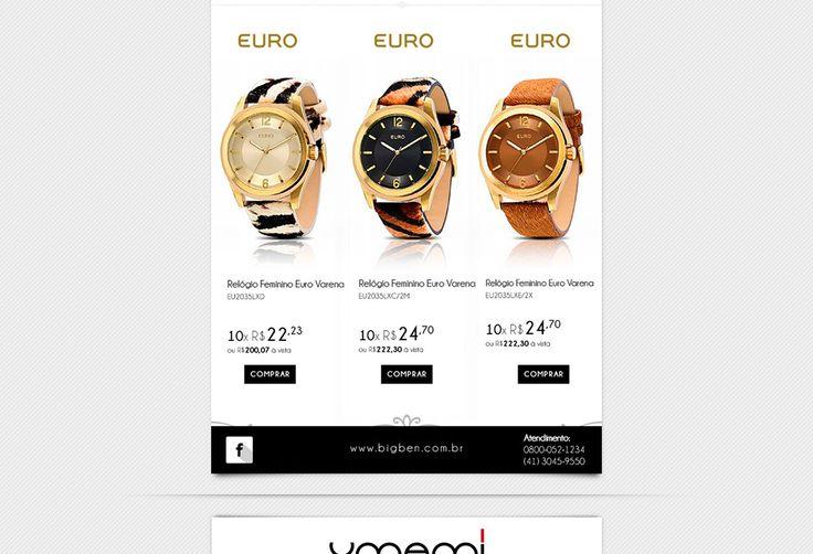 Newsletter / E-mail Marketing on Behance