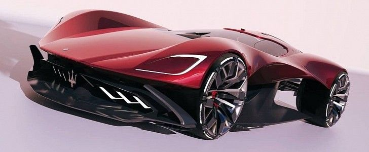 22++ Maserati mc20 electric Wallpaper