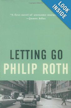 Another example of Philp Roth covers that I like style of.