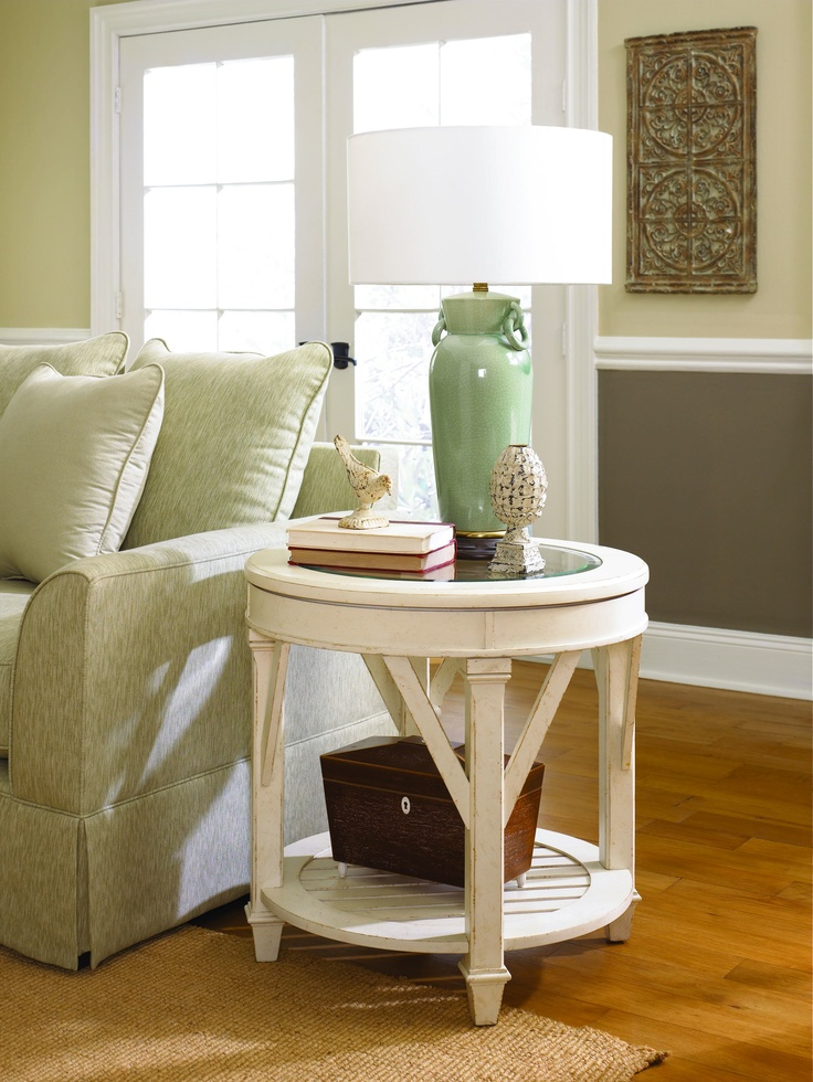 18 best images about round end tables on pinterest - Side table designs for living room ...