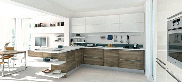 Rhodos-cp 314 BAUFORMAT kitchen Pinterest Kitchens - küchenzeile ohne hängeschränke