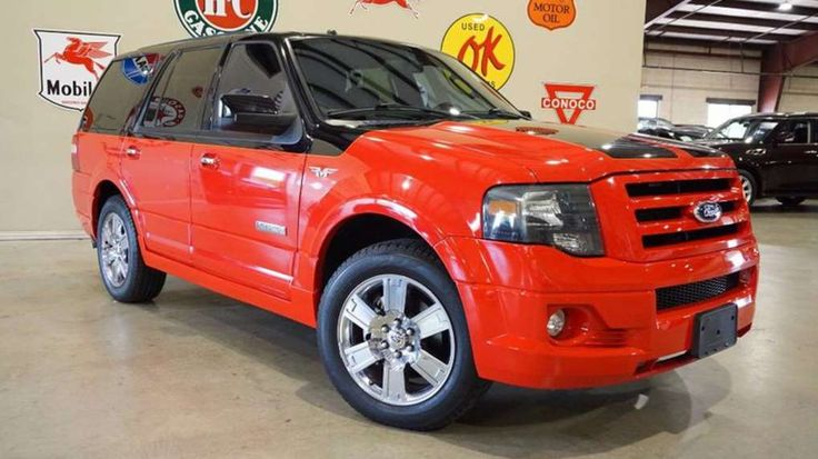 Buy This 2007 Ford Expedition Funkmaster Flex Edition, Live the Late-Aughts Dream