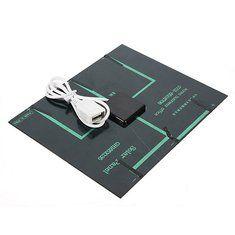 #Banggood 3.5W солнечные панели USB зарядное устройство для iPhone смартфоне (913610) #SuperDeals