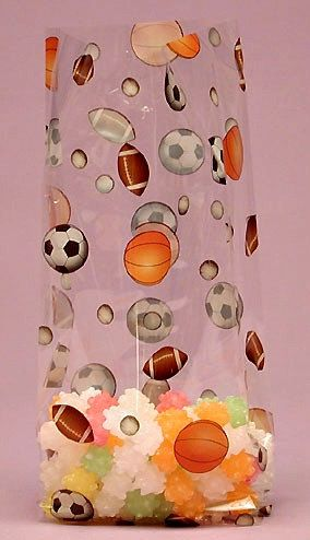 Sports Treat Favor Bags,Boys Party Favor Bags,Soccer Treat Bags,Birthday Treat Bags,Candy Treat Bags,Football Treat Bags,Candy Buffet Bags by PartySurprise on Etsy https://www.etsy.com/listing/229696663/sports-treat-favor-bagsboys-party-favor