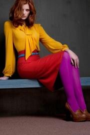 big, bold, colorstyle, modern 80s fashion
