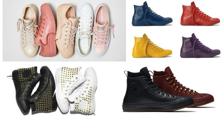 Los tenis Converse forman parte de una de las compañías de calzado más antigüas de la historia, refiriéndonos a los tenis en particular. Se trata de una compañía Americana fundada en el año de 1908 porMarquis Mills Converse y subsidiada por Nike. Inc años después (2003).