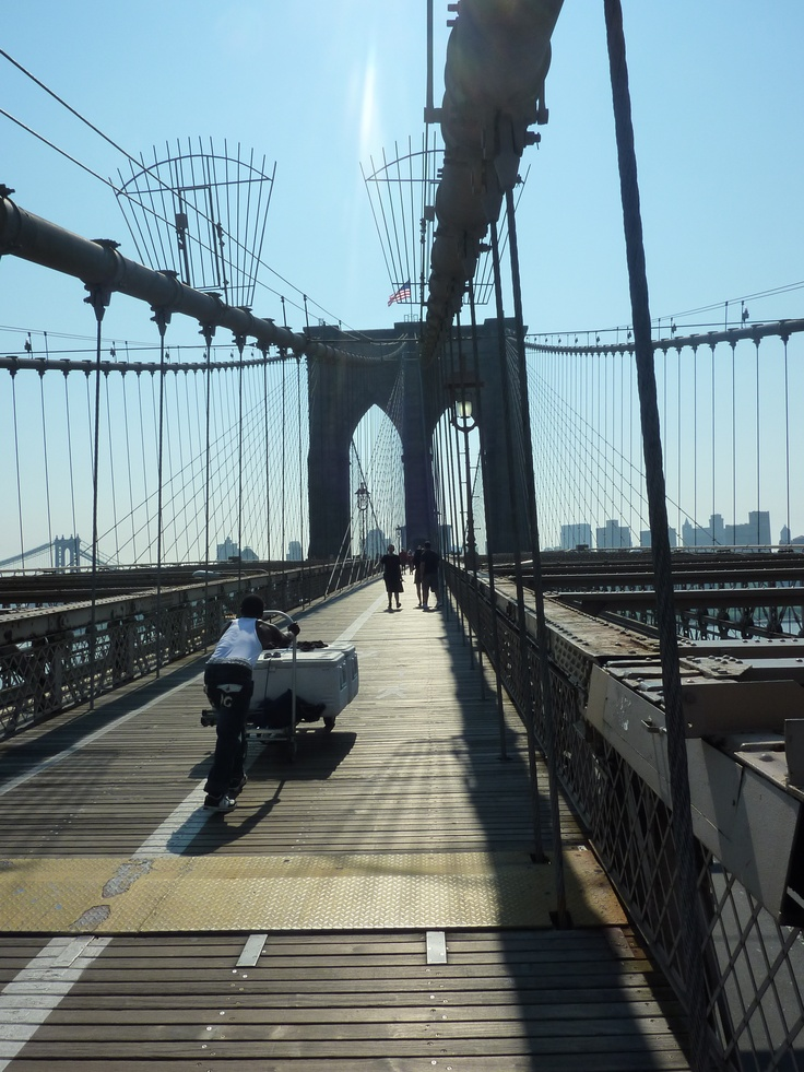 new york...brooklyn bridge