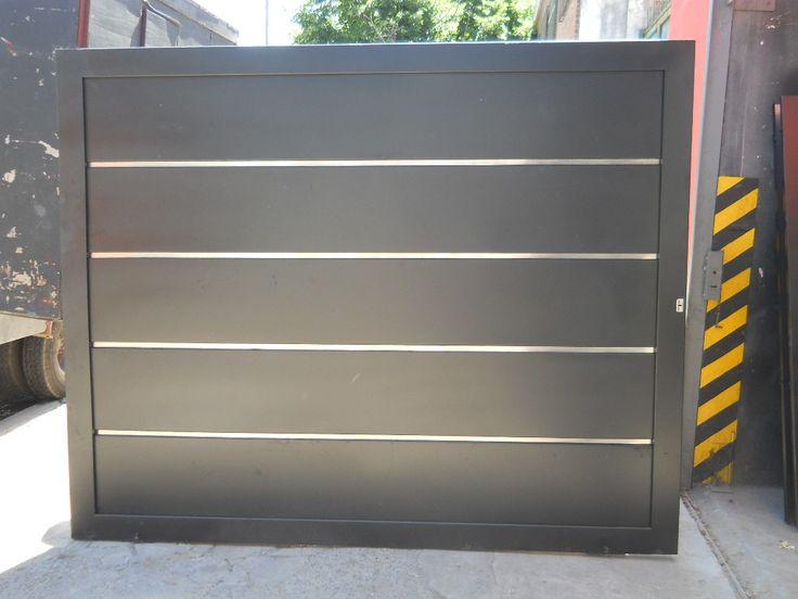 1000 images about porton on pinterest - Puertas para garage ...