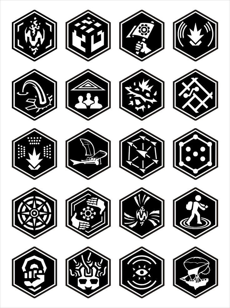 Ingress Stickers