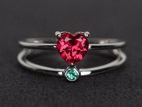 plaqu rhodium bijoux belle pierre prcieuse savoir plus alliance mariage bienvenue aller bague coupe de coeur - 45 Ans De Mariage Pierre Precieuse