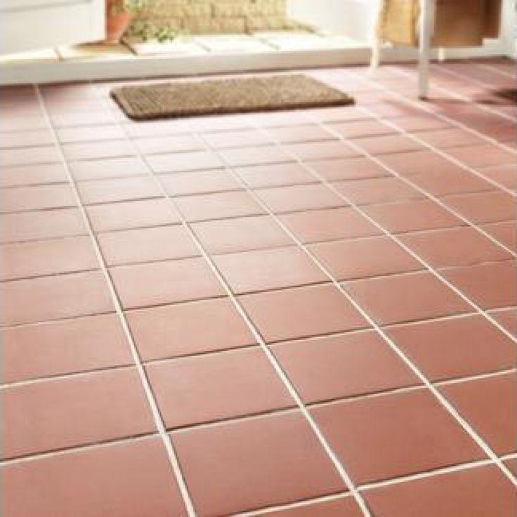 Quarry Tile Kitchen Floor: 87 Best Images About Floor Tiles On Pinterest