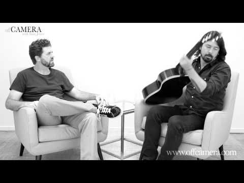 (via Dave Grohl Proves You Don't Need Lessons to... | kung fu grippe