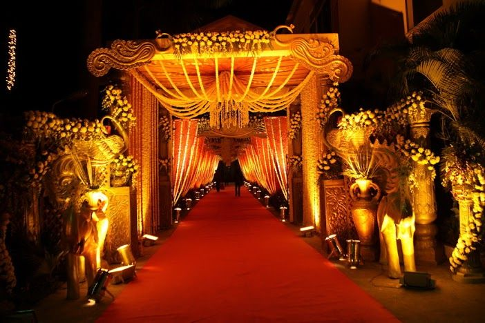 Indian Wedding Decorations Entrance Gate