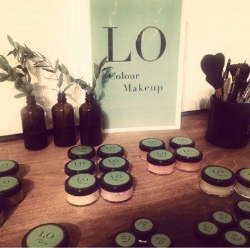 LO Colour Makeup. Sweden.