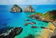 Fernando de Noronha, Brazil- is a Brazilian island named after a 16th-century Portuguese nobleman. The funniest thing he had never seen this place be