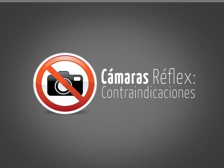 """Motivos Para """"NO COMPRAR"""" Una Cámara Réflex http://www.blogdelfotografo.com/motivos-no-comprar-camara-reflex/"""