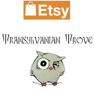 (un)intentional contemporary art in Transylvania: An Etsy seller's experience