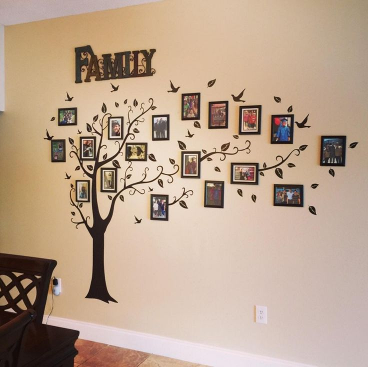 Family Photo Tree Is Perfect For Your