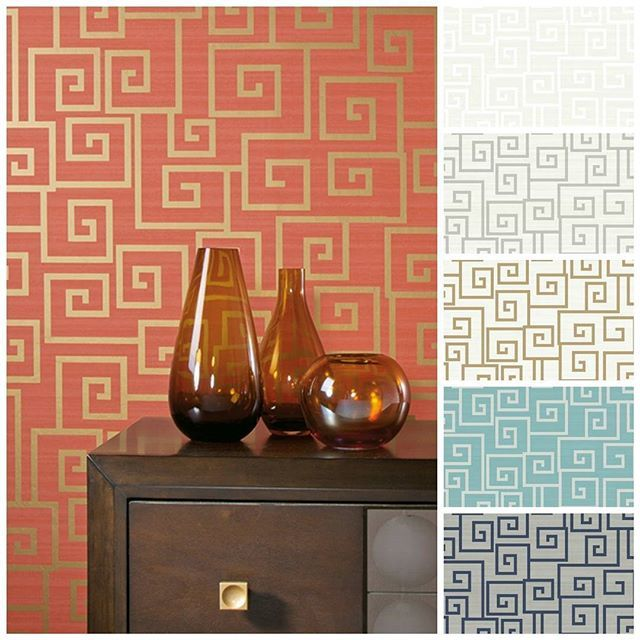 Ronald Redding Designs From The Legacy Collection At York Wallcoverings Available Texas Paint S In North Dallas Downtown