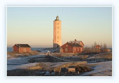 My first lighthouse.Söderskär