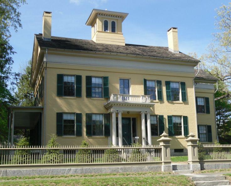 Emily Dickinson and Amherst, Massachusetts