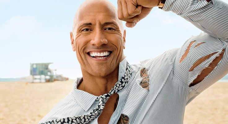 Dwayne Johnson for President!