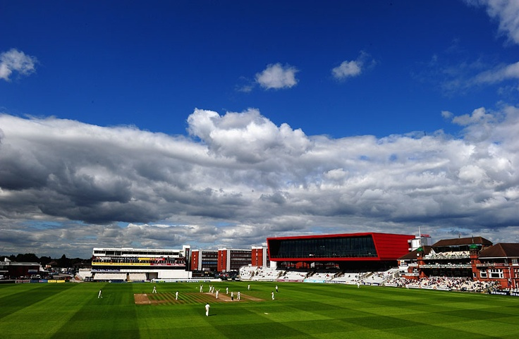 Old Trafford is a cricket ground in Old Trafford, Greater Manchester. It has been the home of Lancashire County Cricket Club since it was formed in 1864, having been the ground of Manchester Cricket Club from 1857. Test matches have been played there since 1884. Old Trafford is the only ground in England where a Test match has been abandoned without a ball being bowled – and this has happened here twice. © Getty Images