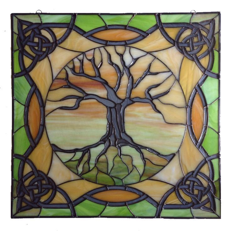 400 Best Stained Glass Irish Images On Pinterest Celtic
