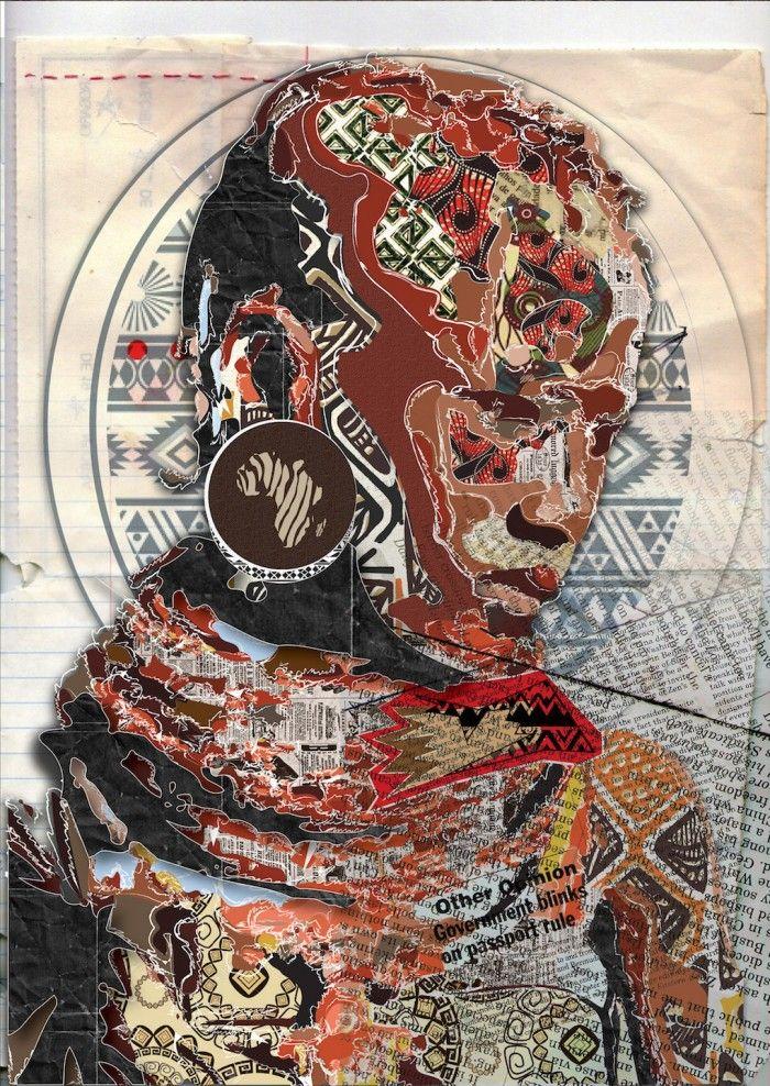 Masai Attitude by Lungile Mbokane