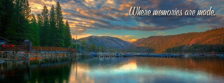 Pinecrest Lake Resort - Lodging, Marina, Restaurant & Recreation in Pinecrest CA
