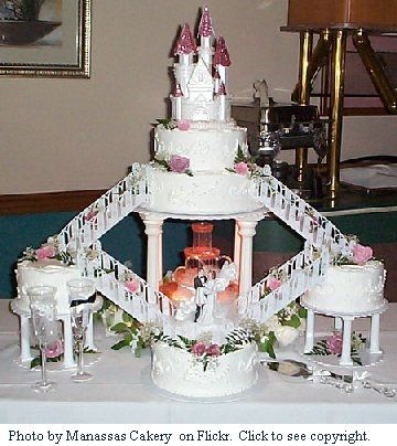 pics of wedding cakes with fountains 17 best ideas about wedding cakes on 18347