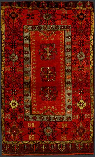 Turkish Rugs | Turkish Konya Oriental Rug #40068