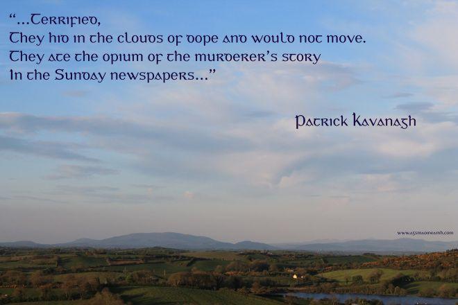 Patrick Kavanagh Poems Essays – 164288