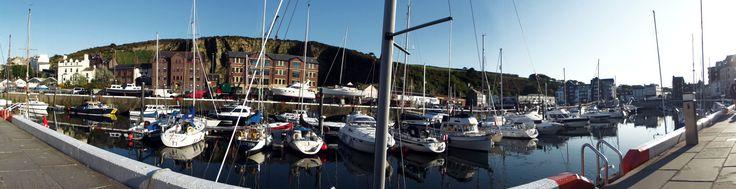 Harbour view, Douglas, isle of man.