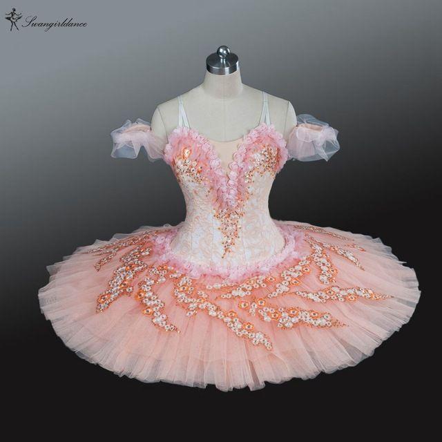 Melocotón de hadas cascanueces ballet tutu