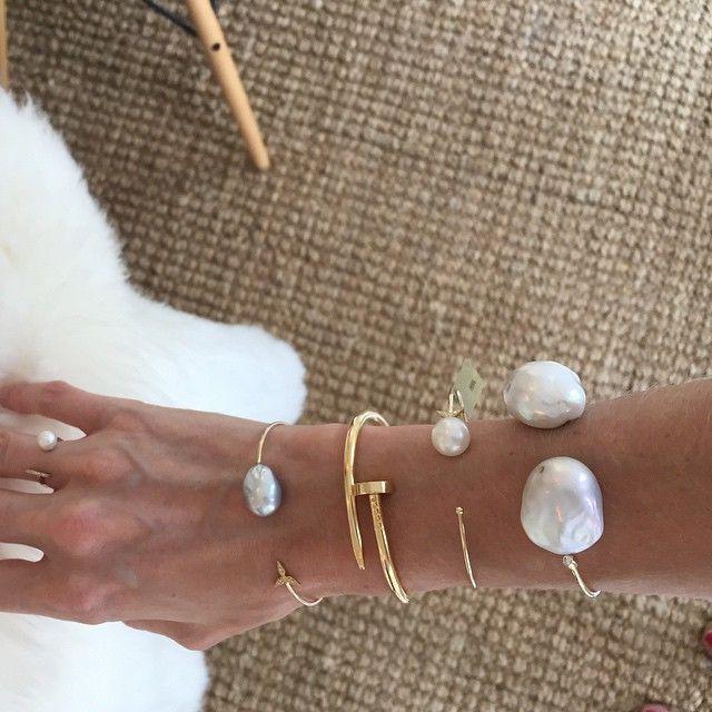 Pearl Moment @mizuki_jewelry @cartier @paigenovick @loveshackfancy
