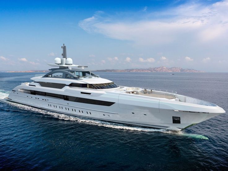 Check out this insanely extravagant superyacht with a helipad, infinity pool, and waterfall