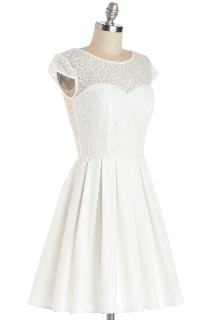 Elite the Way Dress | Mod Retro Vintage Dresses | ModCloth.com Pour la cérémonie civile