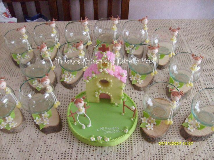 centro de mesa de primera comunion para niña - Saferbrowser Yahoo Image Search Results